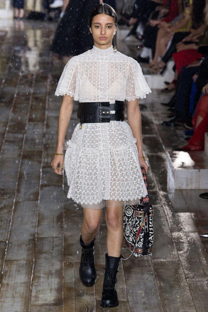 Модное летнее платье 2019. Коллекция Christian Dior