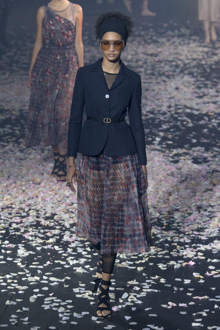 Модный пиджак Christian Dior