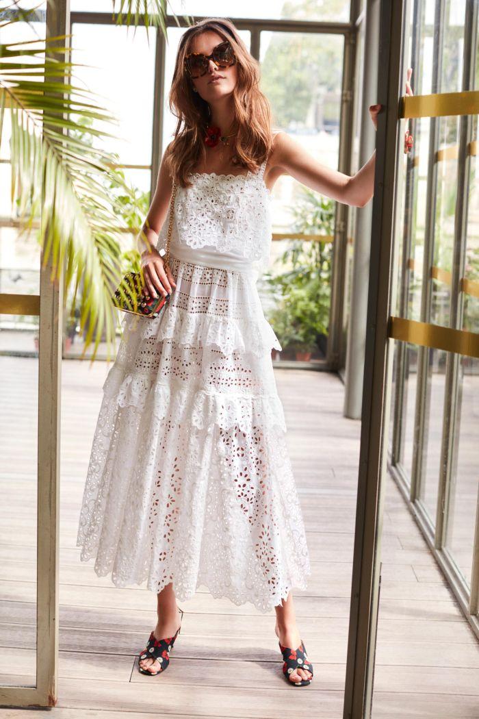 Модное летнее платье 2019. Коллекция Elie Saab