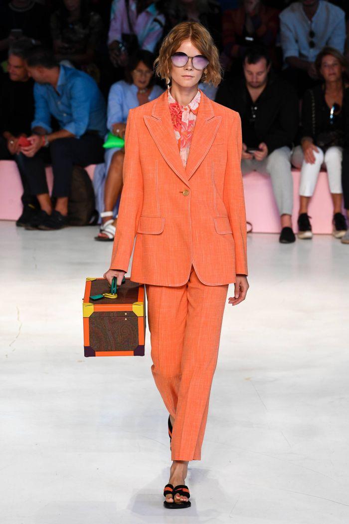 Модный пиджак Etro