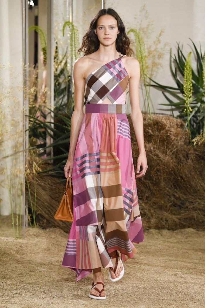 Модное летнее платье 2019. Коллекция Hermès