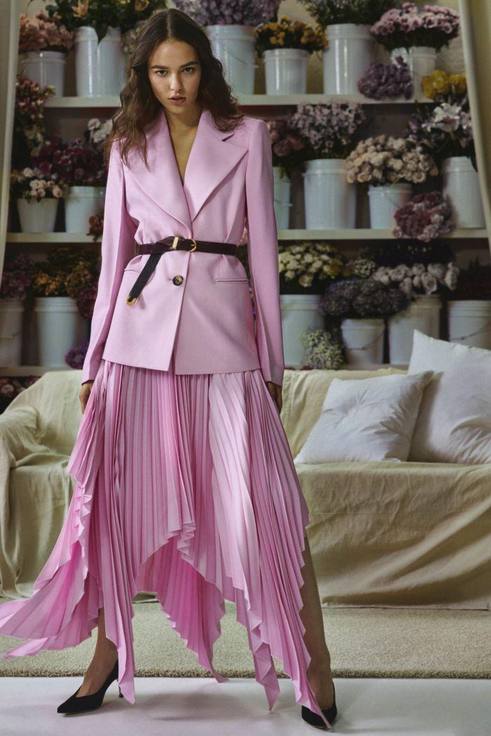 Модный пиджак Khaite