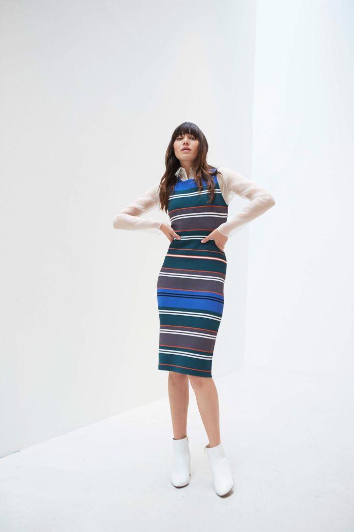 Модное летнее платье 2019. Коллекция Nicole Miller