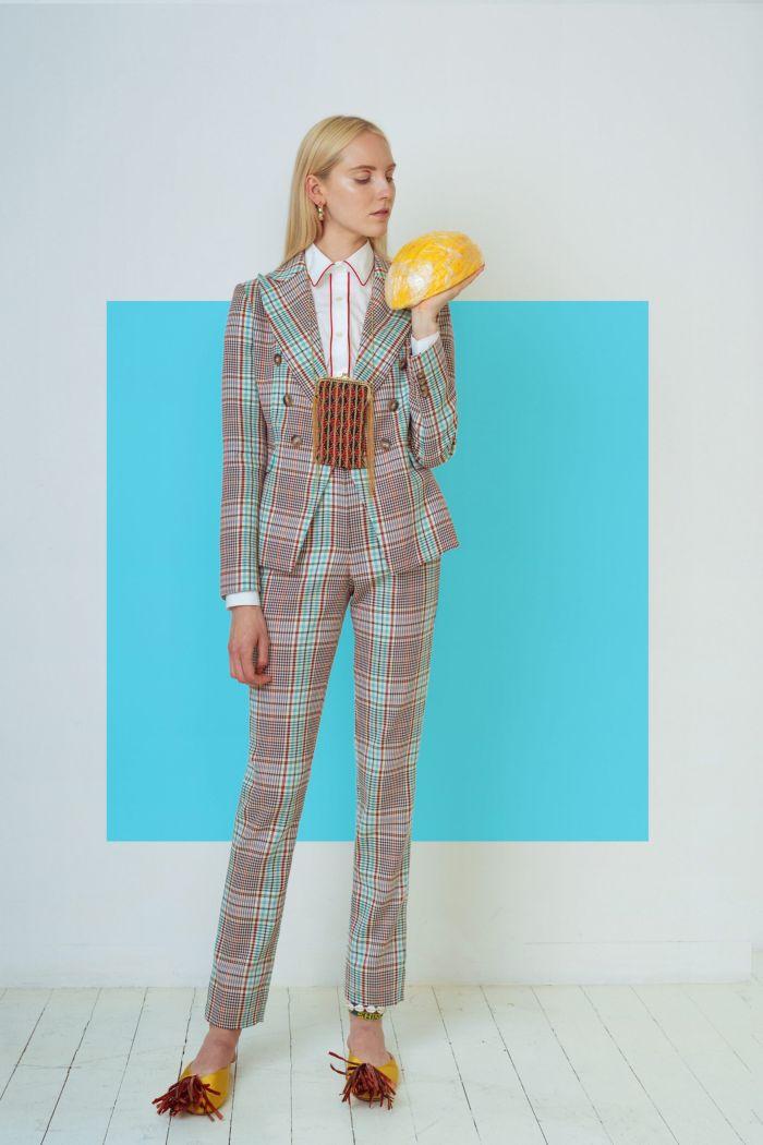 Модный пиджак Stella Jean