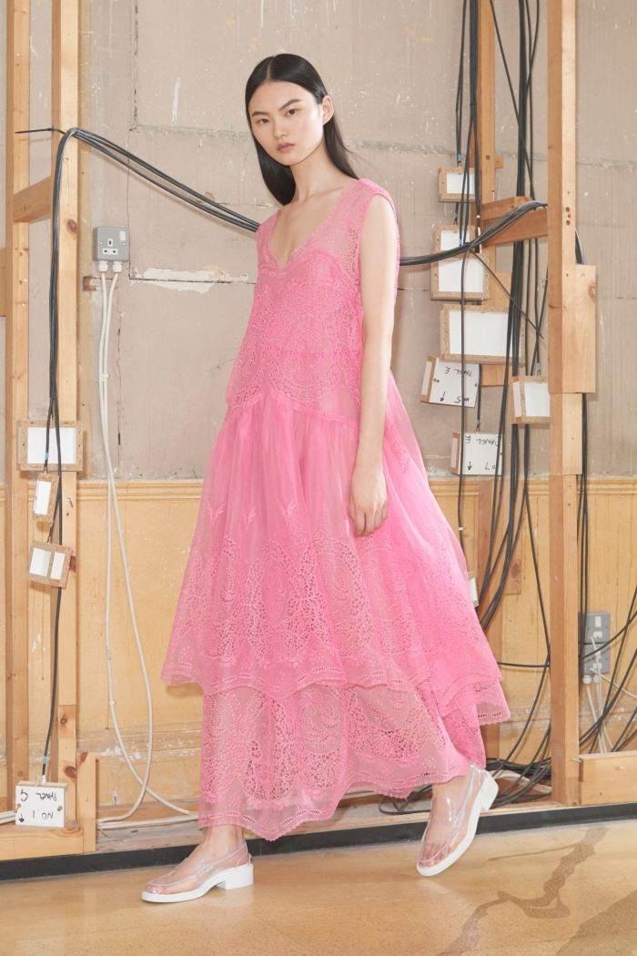 Модное летнее платье 2019 Stella McCartney