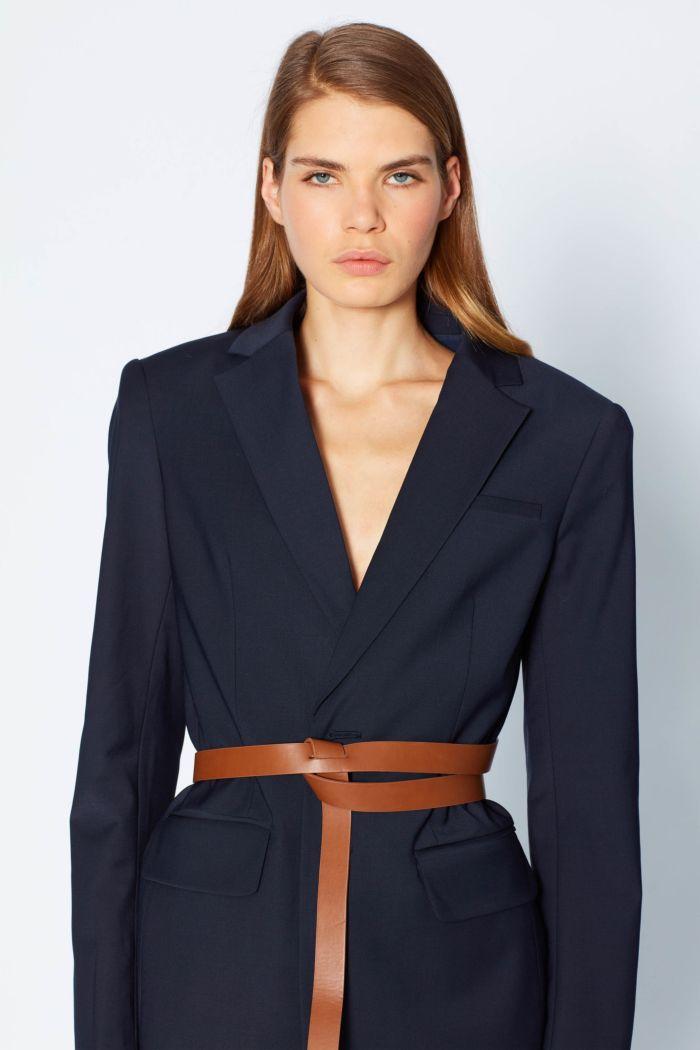 Модный пиджак Tibi