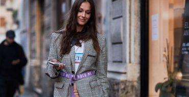 Модный женский пиджак 2019 года: тенденции и новинки