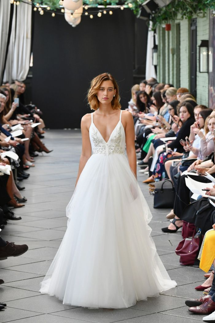 Свадебное платье Amsale