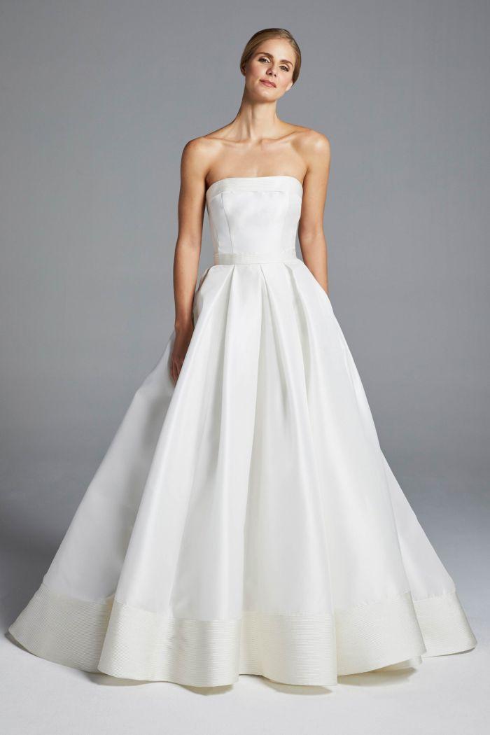 Свадебная мода 2019. Anne Barge