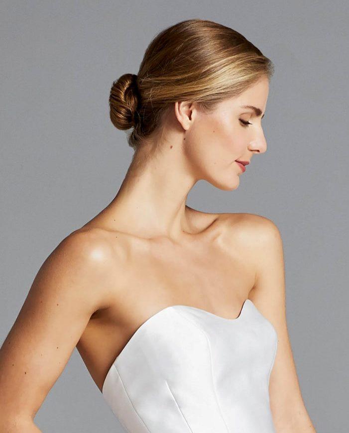 Свадебная прическа Anne Barge