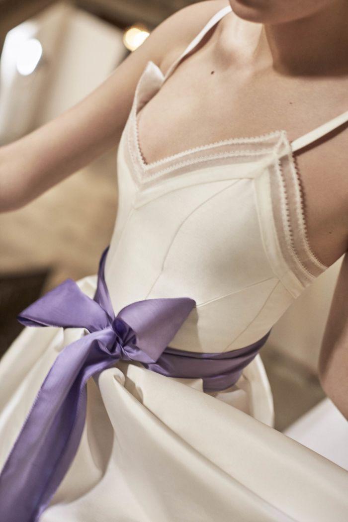 Свадебное платье Carolina Herrera