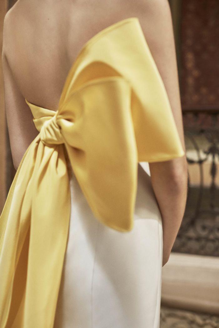 Свадебная мода. Коллекция Carolina Herrera