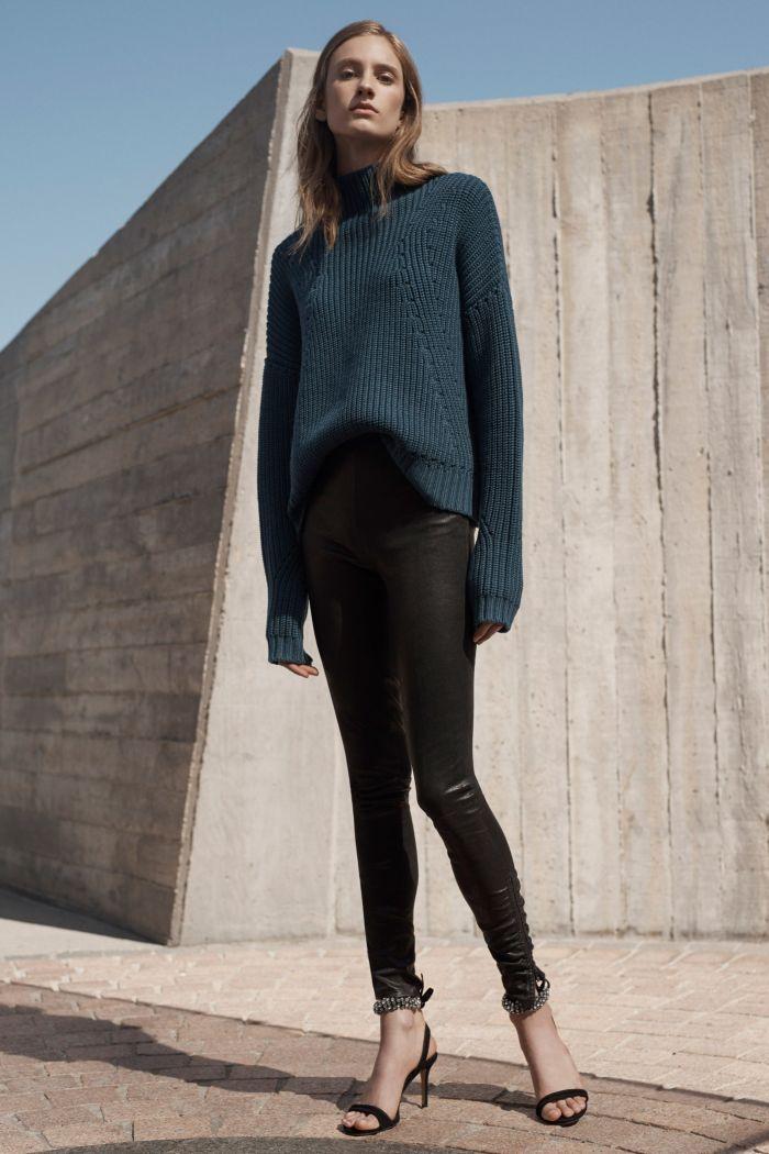 Модная кофта Grey Jason Wu