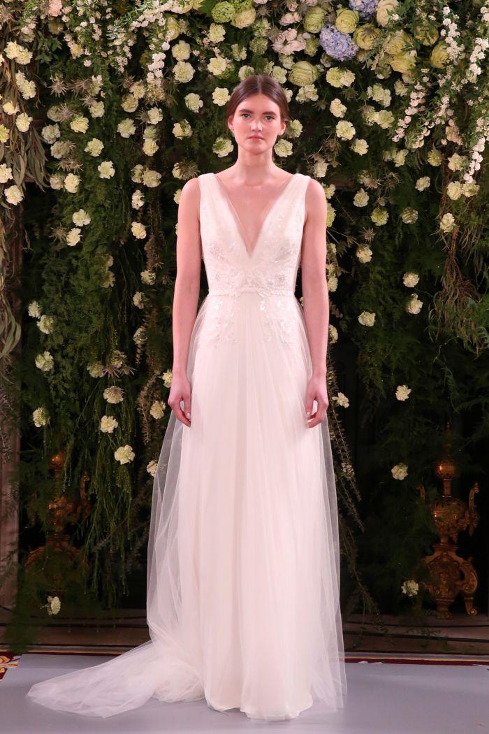 Свадебное платье Jenny Packham