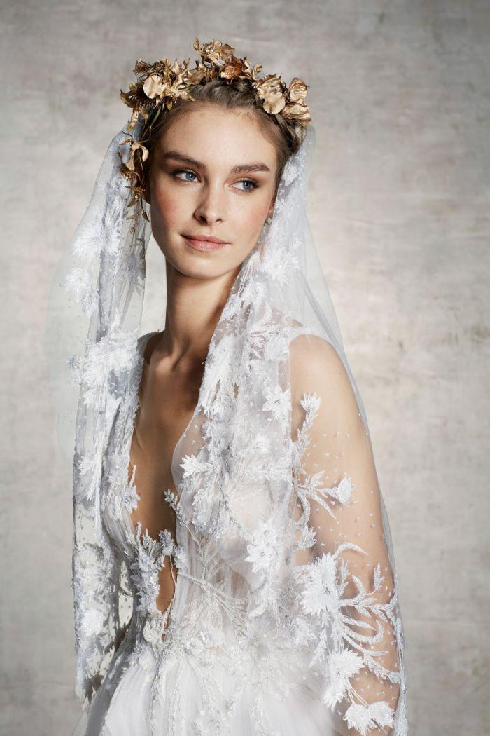 Свадебная мода. Коллекция Marchesa