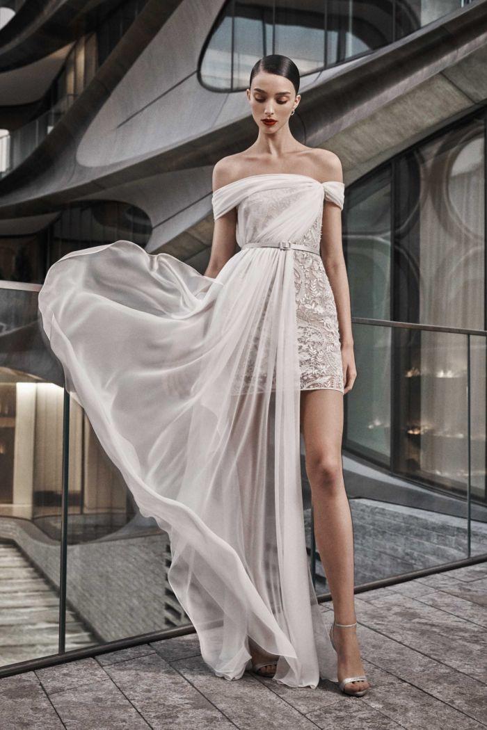 Свадебная мода 2019. Naeem Khan