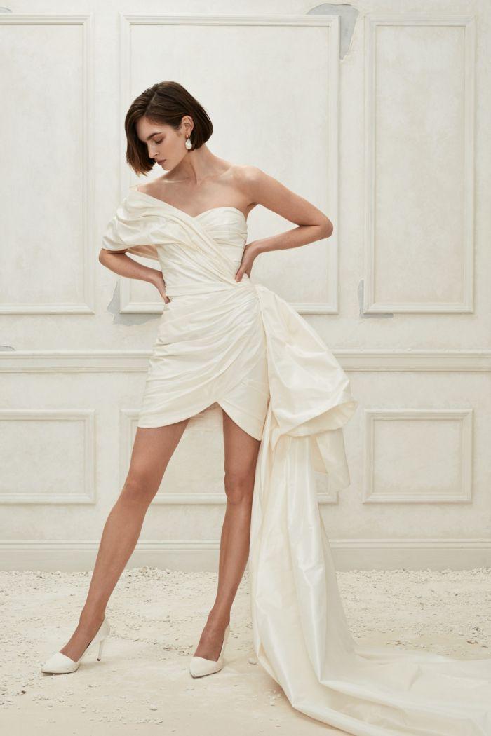 Свадебная мода 2019. Oscar de la Renta