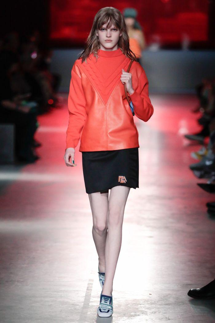 Модные кофты Prada