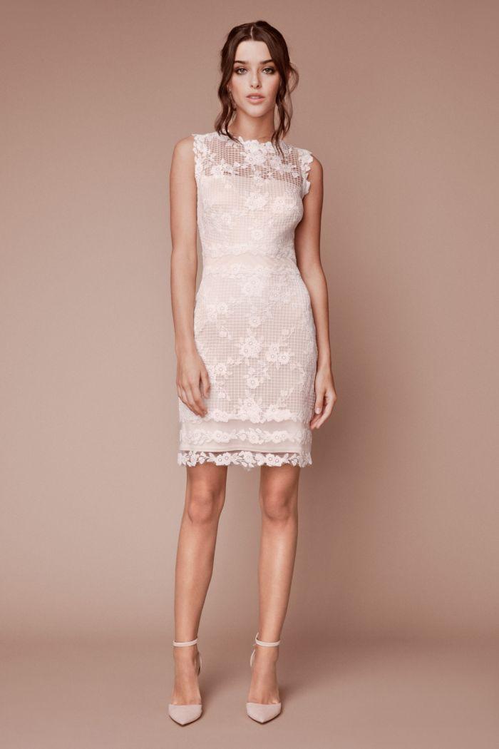 Свадебное платье Tadashi Shoji