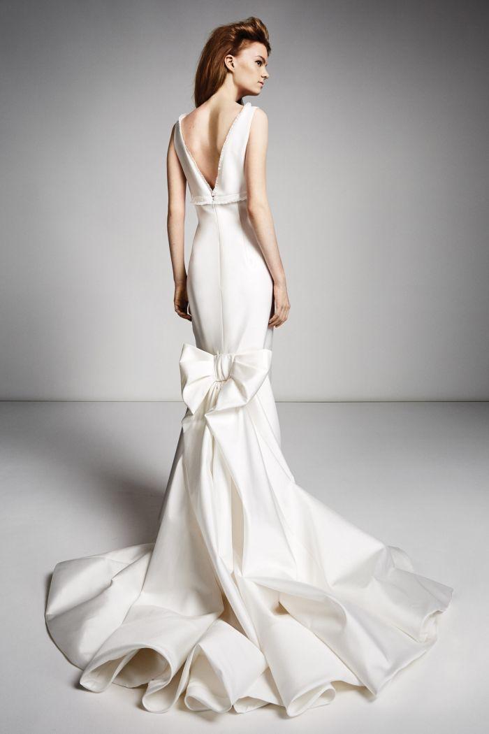 Свадебное платье Viktor & Rolf