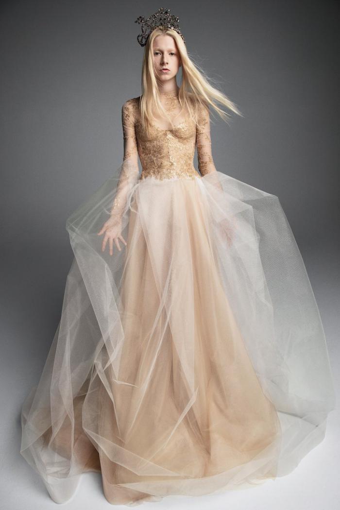Свадебная мода 2019