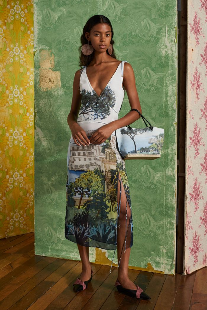 Модное платье на каждый день Altuzarra