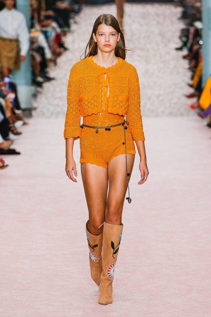 Модные шорты Carolina Herrera