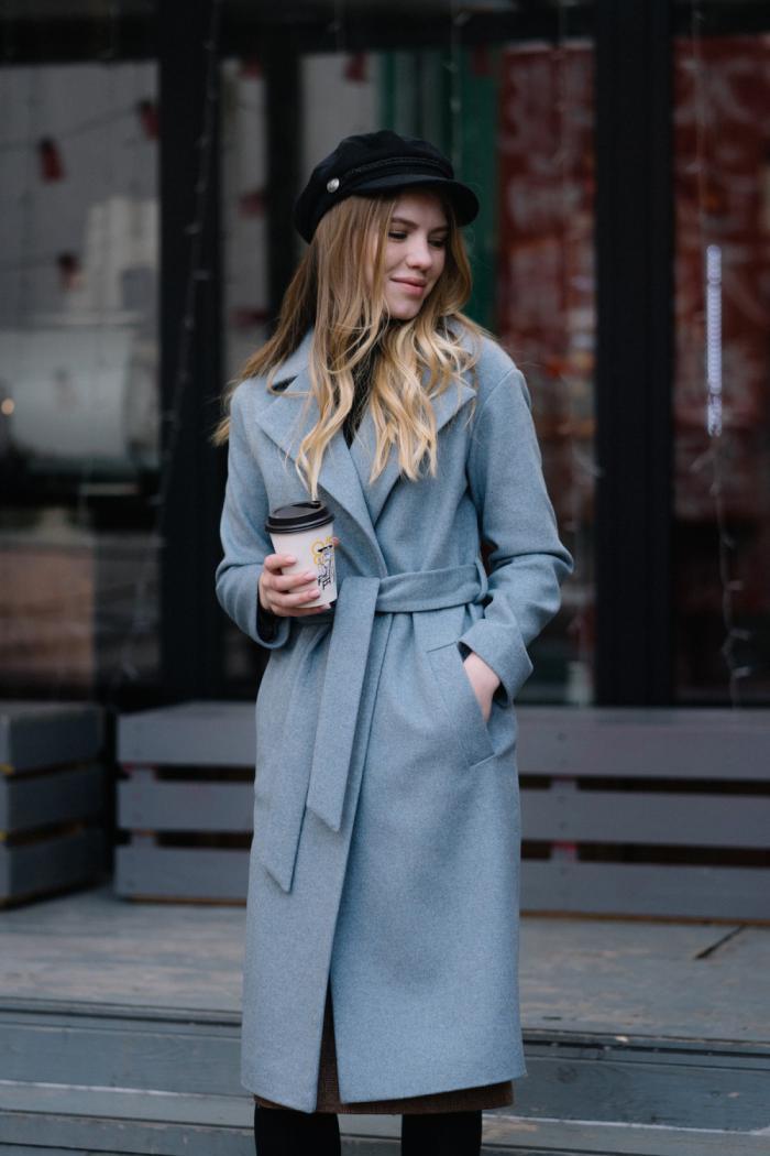 С чем носить пальто весной 2019 года