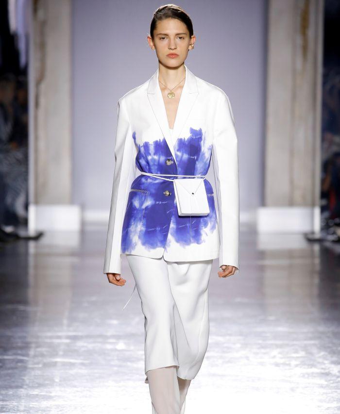 Поясная сумка с пиджаком Gabriele Colangelo