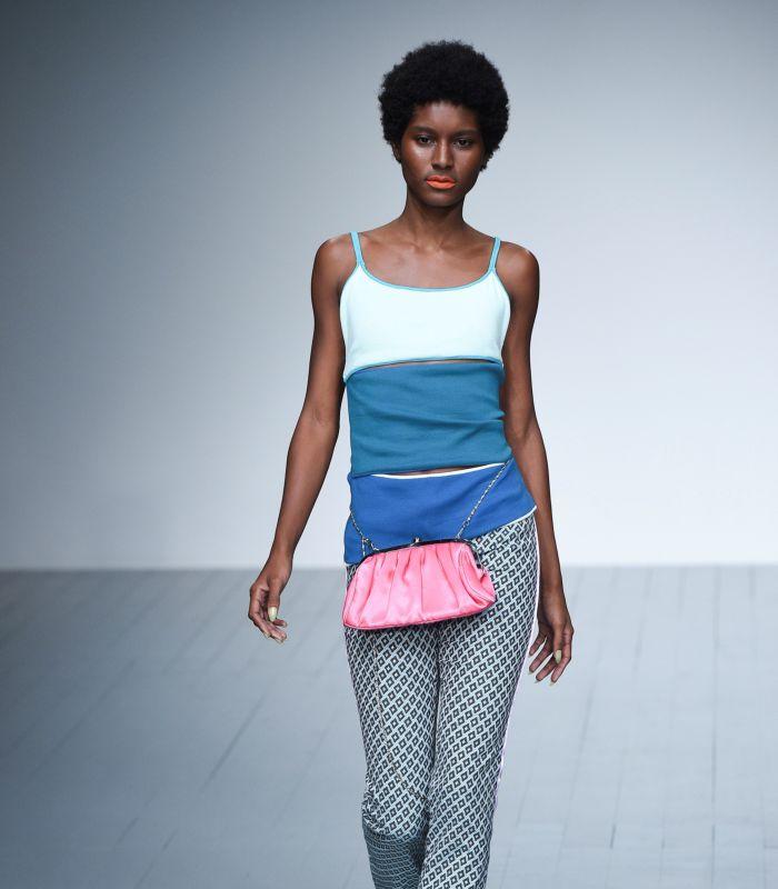 Модная поясная сумка ридикюль Marta Jakubowski