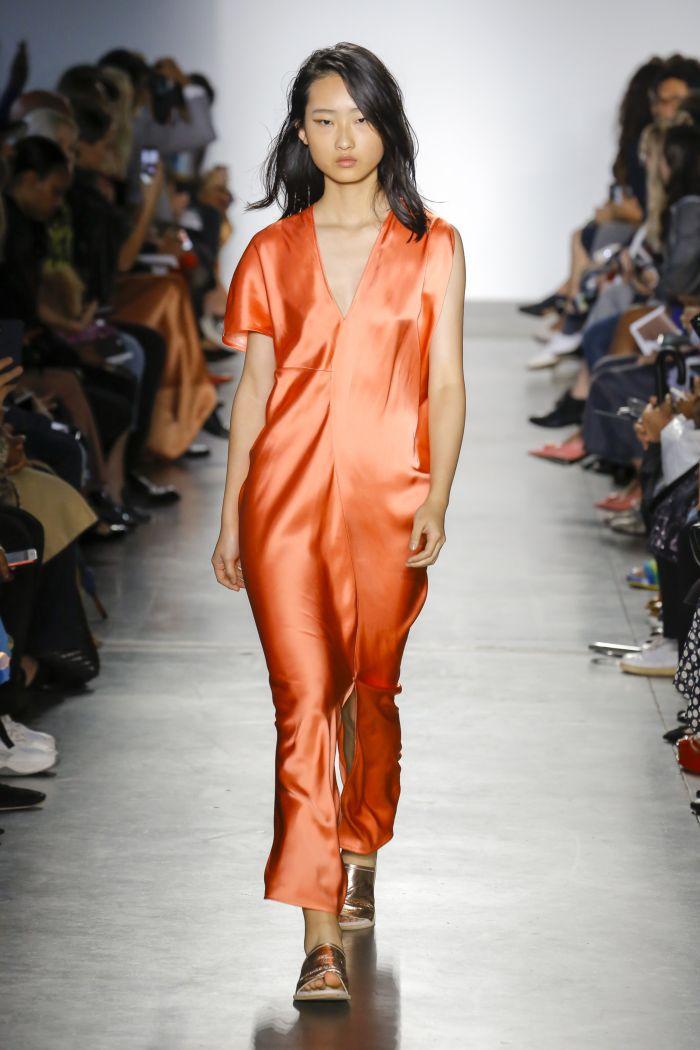 Модное платье Zero Maria Cornejo