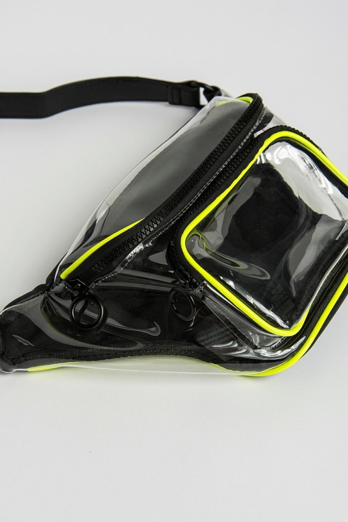 Прозрачная поясная сумка Befree