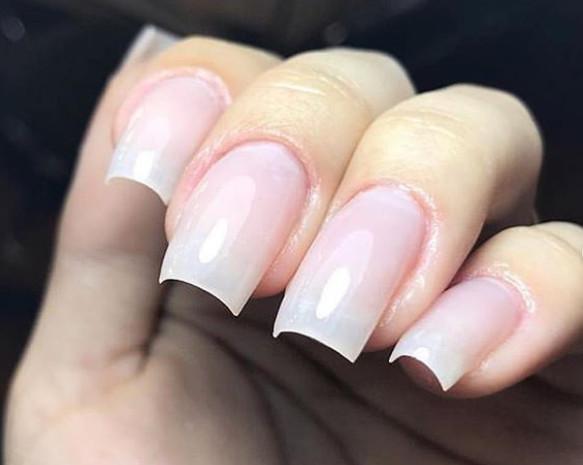 Новинка дизайна ногтей - наращивание стекловолокном