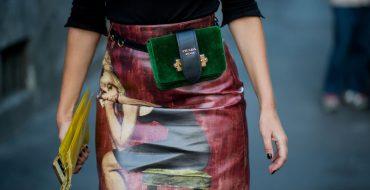 Модная поясная сумка. С чем и как носить модные модели женских сумок