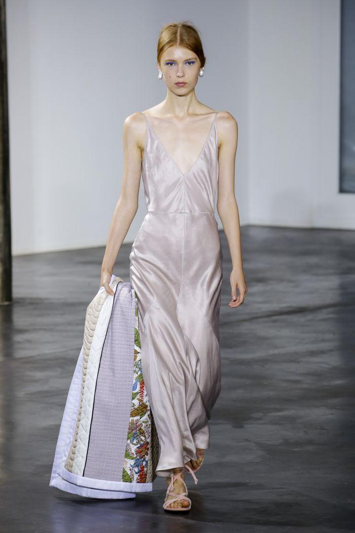 Платье-комбинация Gabriela Hearst
