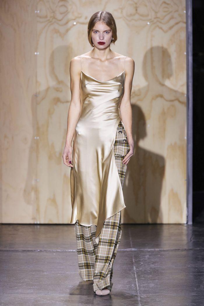 Платье-комбинация Jonathan Simkhai