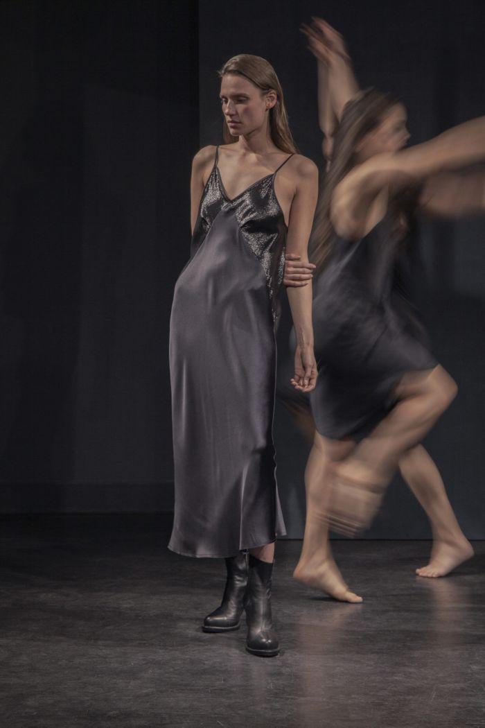 Платье-комбинация KES