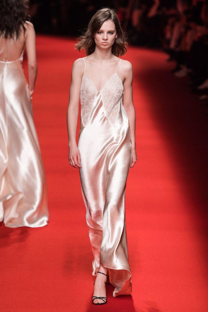 Платье-комбинация Philosophy di Lorenzo Serafini