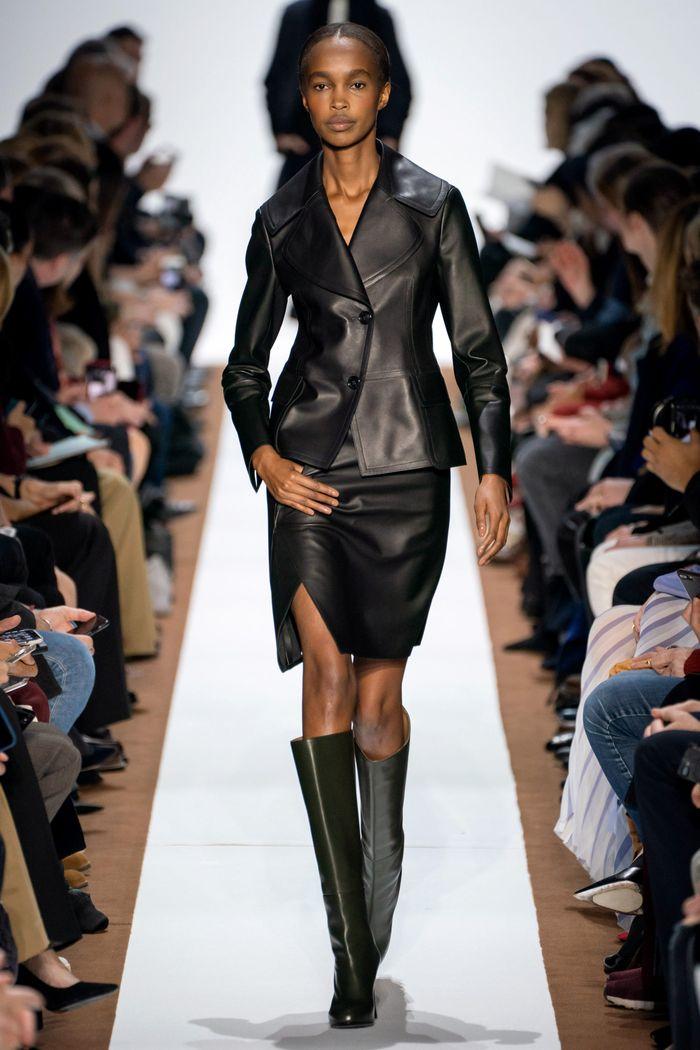 Модная одежда осень-зима 2019-2020, коллекция Akris