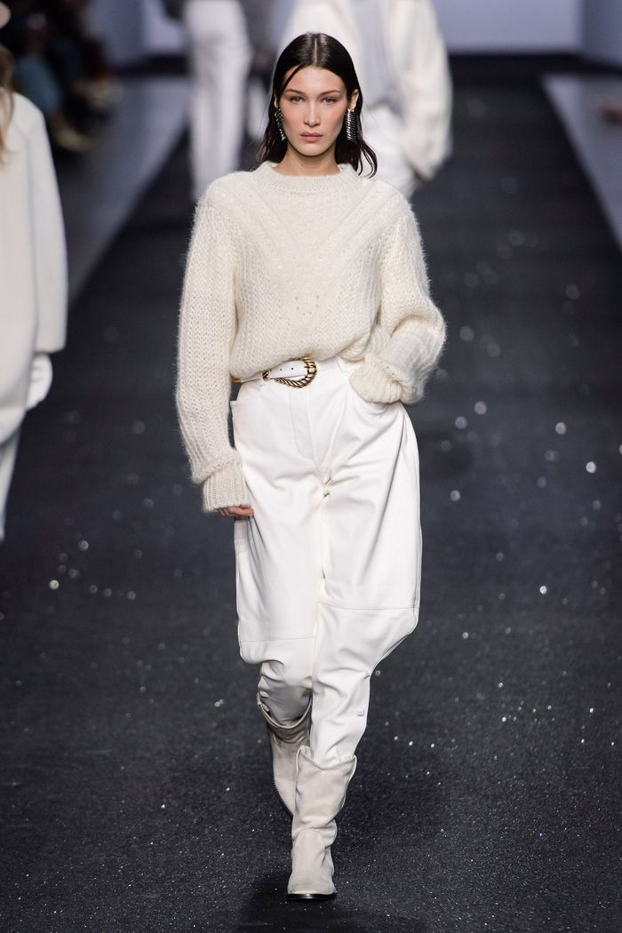 Модная одежда осень-зима 2019-2020, коллекция Alberta Ferretti