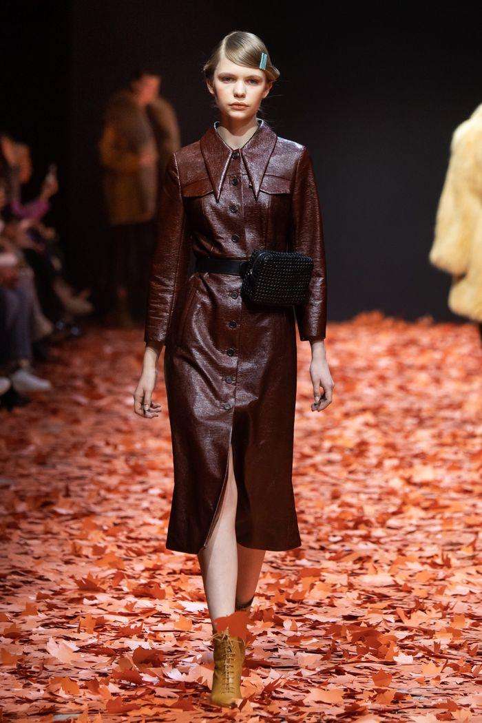 Модная одежда осень-зима 2019-2020, коллекция Alena Akhmadullina