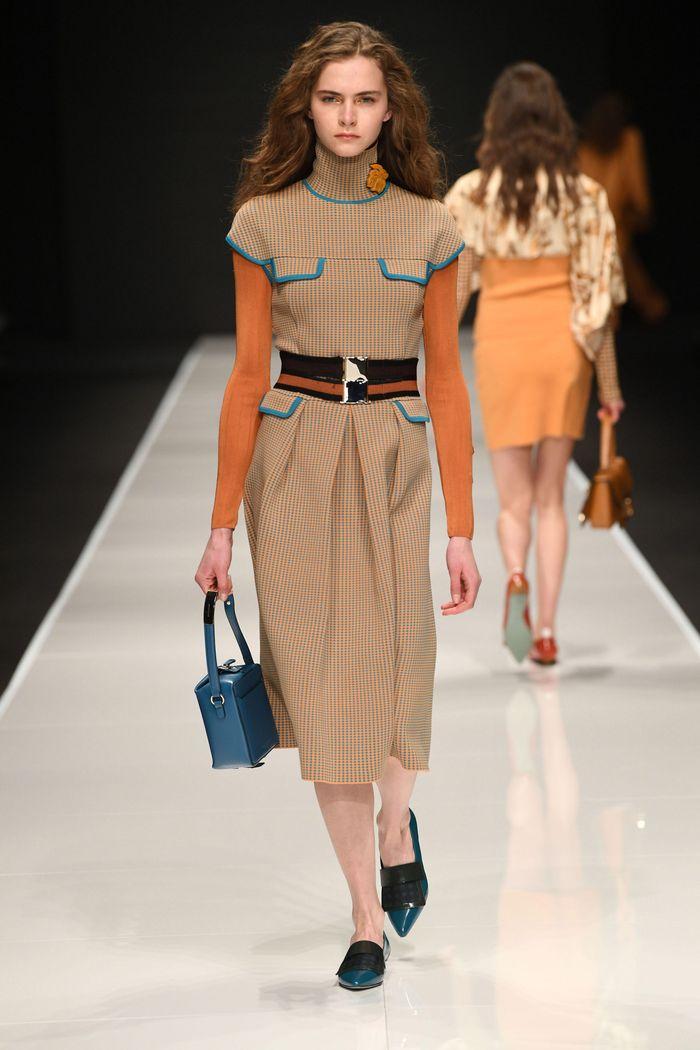 Модное платье Anteprima