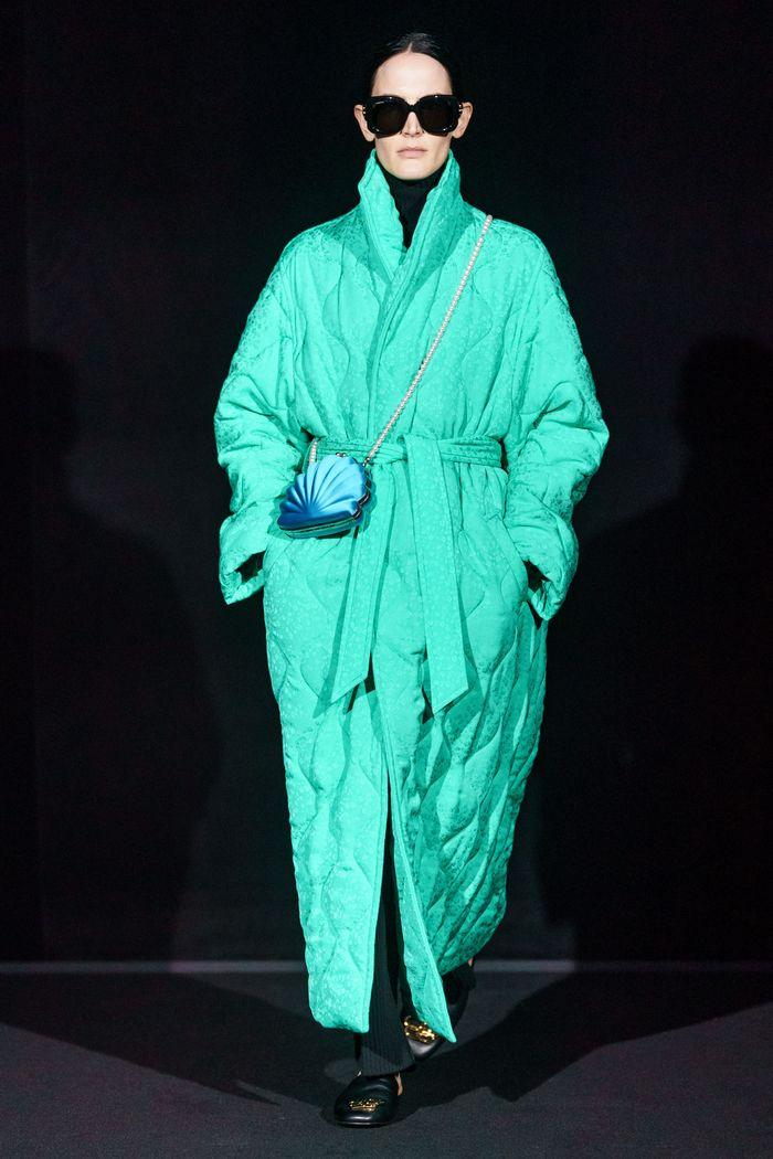 Модная одежда осень-зима 2019-2020 Balenciaga