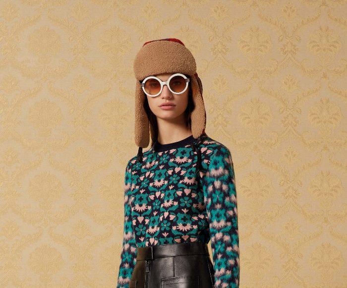 Модные шапки осень-зима из коллекции Bally