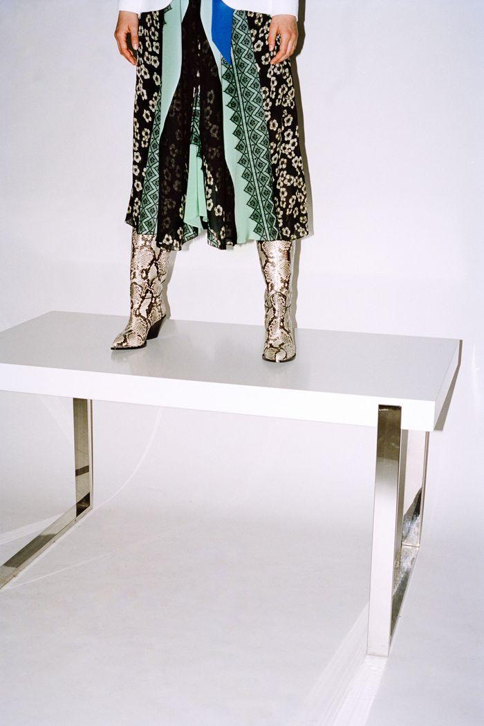 Модная обувь осень-зима 2019-2020 Barbara Bui