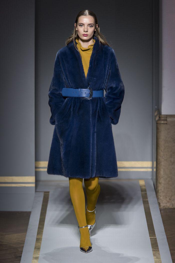 Модная одежда осень-зима 2019-2020 Braschi