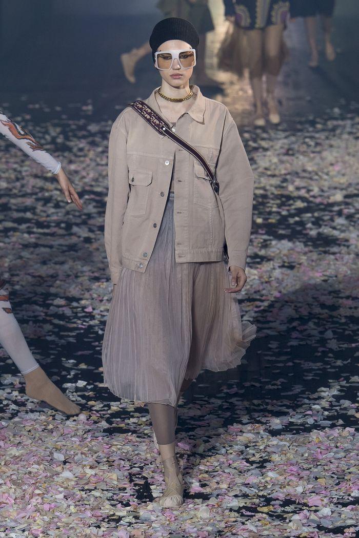 Модные цвета лето 2019. Коллекция Christian Dior