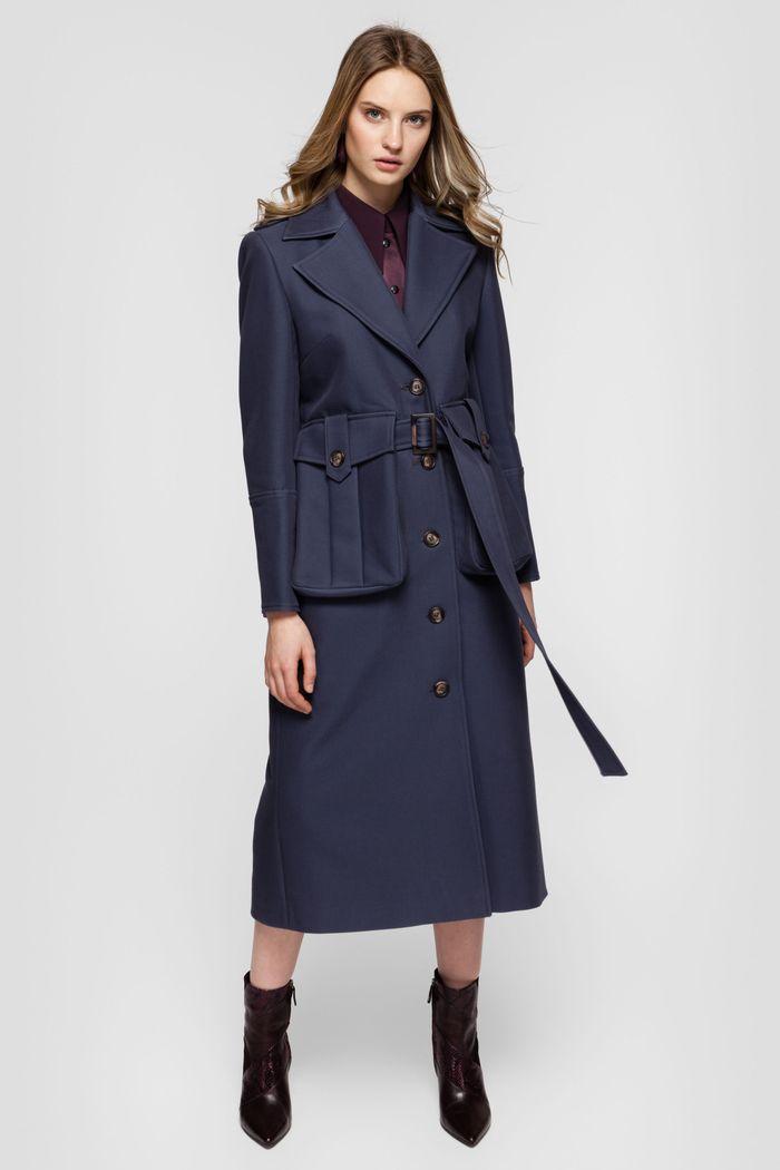 Модные цвета пальто. Diana Arno