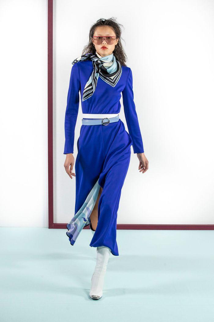 Модное платье Emilio Pucci