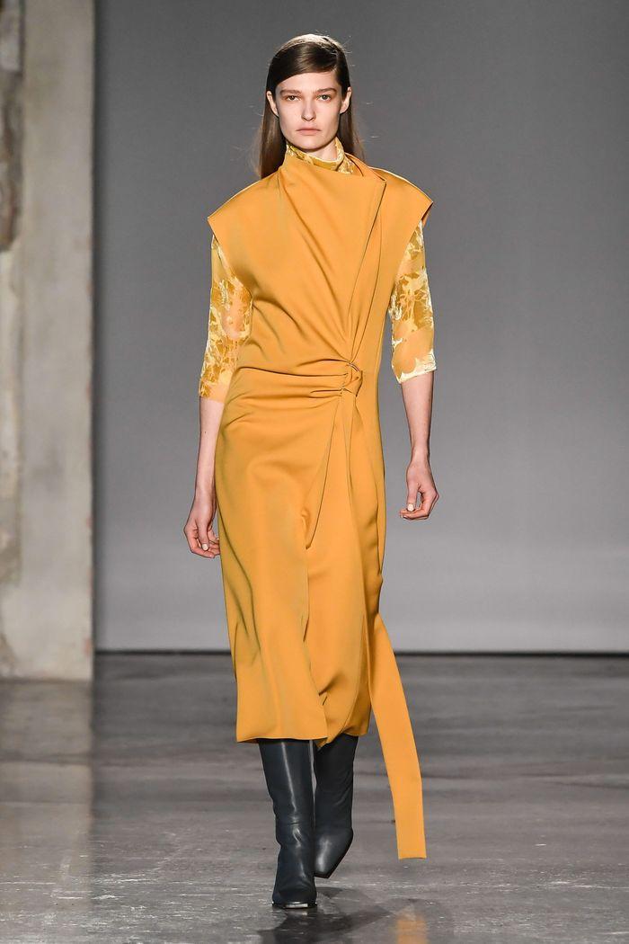 Модная одежда осень-зима 2019-2020 Gabriele Colangelo